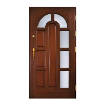 Drzwi drewniane Wiatrak – wzór 11