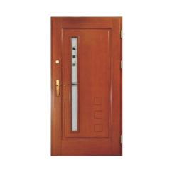 Drzwi drewniane Wiatrak – wzór 18
