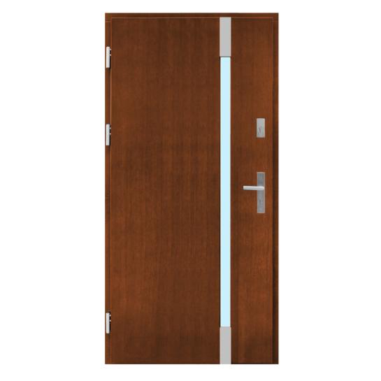 Drzwi drewniane Wiatrak – ZP20-Inox