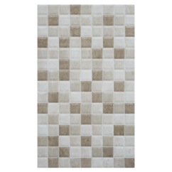 Płytki ścienne Mosaico Domino Taupe